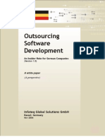 An Insider Account- Software Development Outsourcing in Germany 2.3