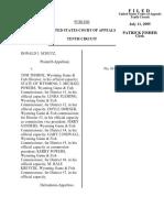 Schutz v. State of Wyoming, 415 F.3d 1128, 10th Cir. (2005)