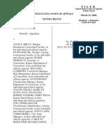 Davis v. Bruce, 10th Cir. (2006)