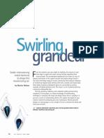 Swirling Grandeur Project - Jewelry