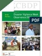 Vigilance Week 09 Report