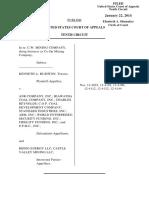 Rushton v. ANR Company, 10th Cir. (2014)