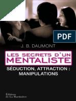 Strategies de Seduction_ Les Se - Dumont, John B