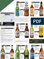 Top Beers Birras Del Mundo 2016