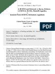 In Re Randall Clark Burns and Deborah A. Burns, Debtors. Citizens National Bank v. Randall Clark Burns, 894 F.2d 361, 10th Cir. (1990)