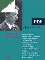 Steiner Katalog