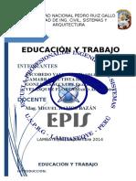 Educación y Trabajo