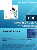 Asma Brônquica 2016