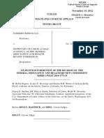 Cordero Mining LLC v. FMSHR, 10th Cir. (2012)