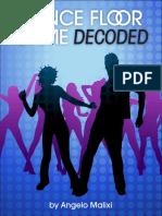 Dance Floor Game Decoded v1.0