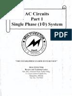 AC Circuits 1