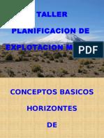 planificacion minera
