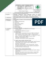 Contoh SOP Untuk Akreditasi Terbaru