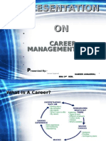 New Career Management