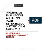 Evaluacion Del Plan