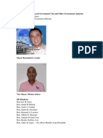 Pres Roxas Culture Profile