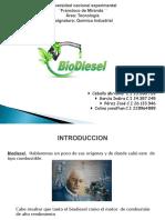 Produccion de Biodiesel