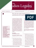 Sentencia Lista Sabana Inconstitucional El Salvador