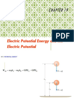 Chapter 19 Electric Potential