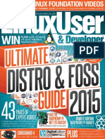 Linux User Devlinuxelope Issue No 148