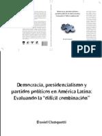 Daniel Chasquetti 2008 Libro