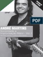 André Martins - Sonoridade e Improvisação