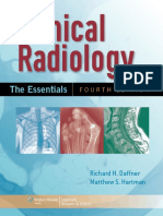RADIOLOGY - Clinical Radiology - The Essentials 4E (2014) [PDF] [UnitedVRG]