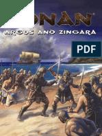 Conan Argos and Zingara