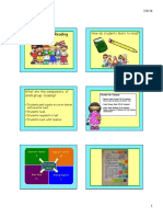 Small-Group Reading Handout