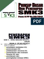 3 Prinsip Dasar Pp50-C