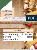 Dominican High School_cbt