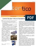 2014 ABR - Control Escalar VxHz en Variadores