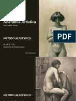 AULA 01-T1-Curso de Desenho Anatomia Artistica- Galber Rocha - 2016