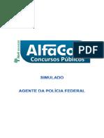 Simulado Para Agente de Policia Federal Pf