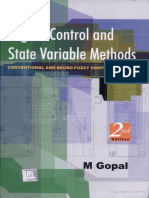 Digital Control and State Variable Methods