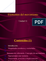 11 Elementos Del Movimiento
