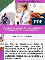 Aspectos Legales Sector Salud