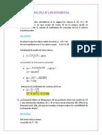Practica de Estadística n Ok 1