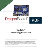 Dragon Board Terminology