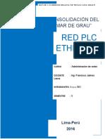 Informe de Plc Ethernet