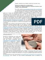 Tratamiento No Destructivo Contra El Parkinson