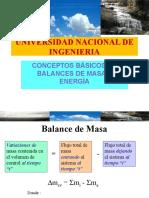 Conceptos Basicos de Balance y Energia