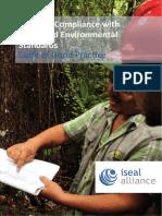 ISEAL Assurance Code Version 1.0