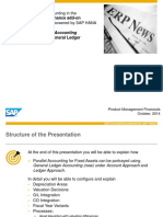 Asset Accounting in Hana