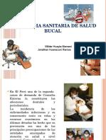 Estrategia Sanitaria Nacional de Salud Bucal
