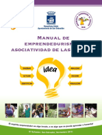 Manual de Emprendedurismo