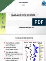 UNALM Evaluacion Del Acuifero