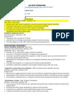 julieze resume
