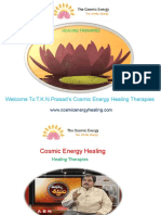 Cosmic Energy Healing Therapies