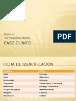 Caso clínico Histoplasmosis